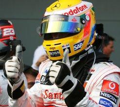 Lewis 'ma man !