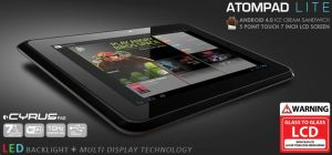 Cyrus AtomPad Lite WiFi