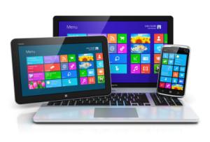 PC-Smartphone-Tablet. Akankah PC akan digantikan oleh si kecil itu? (Gambar: Google)